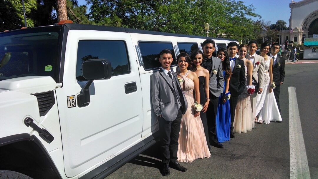 Limo For Prom Sanford Airport