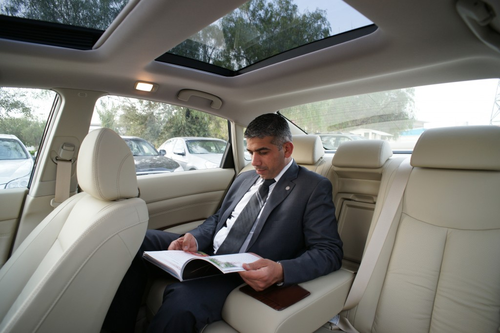 Corporate Limo Service Sanford Airport