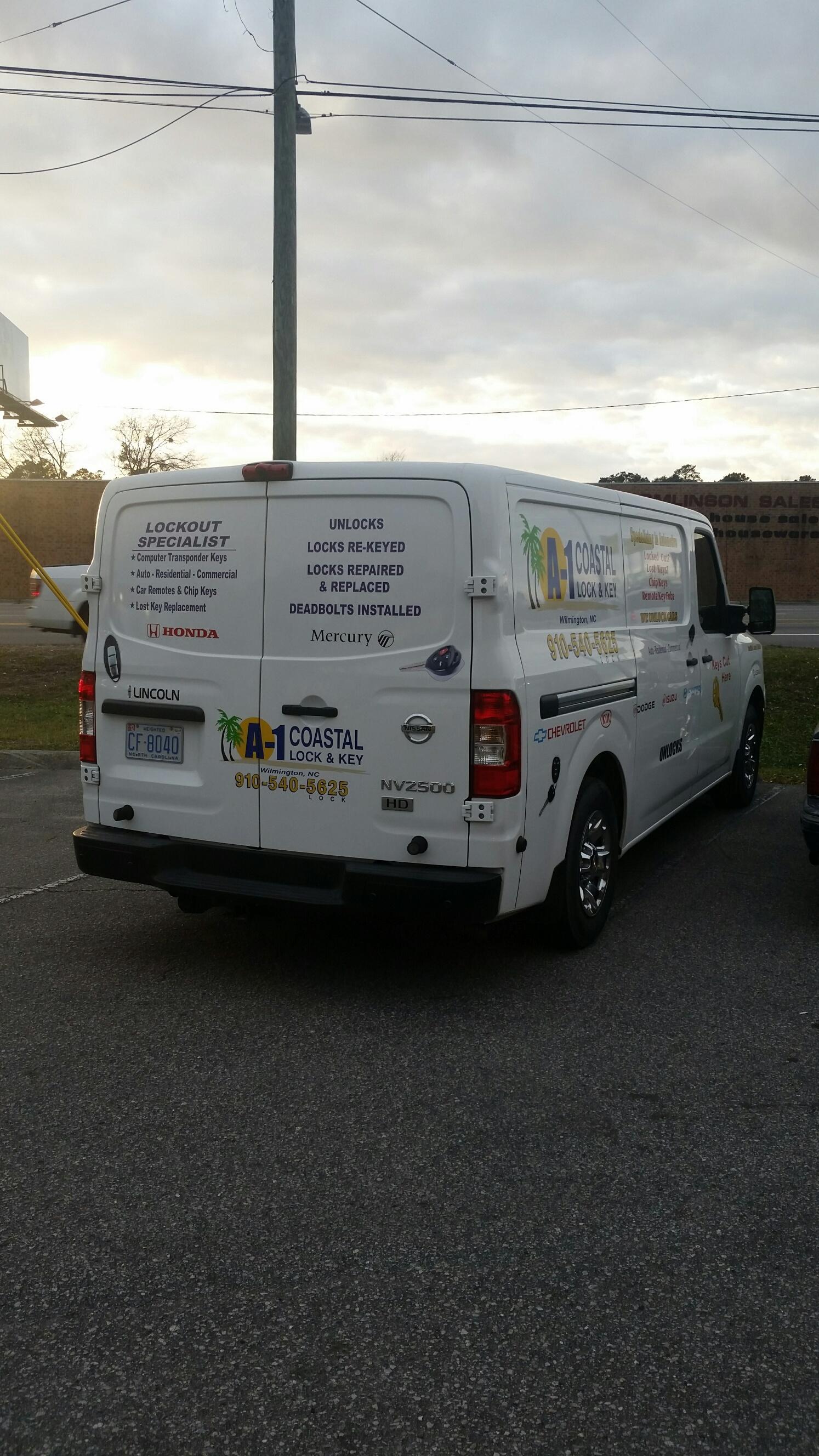 Emergency Locksmith Services Wilmington NC