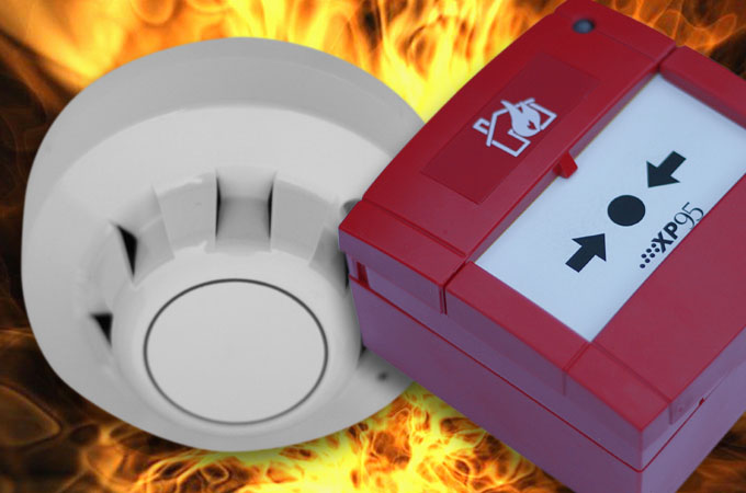 Fire Alarm Installation San Gabriel Valley CA