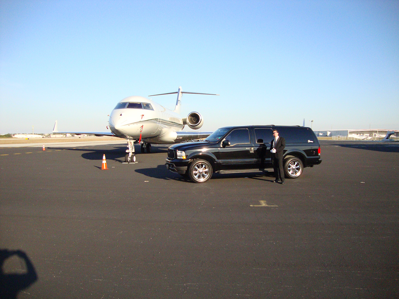 Prom Transportation Reston VA