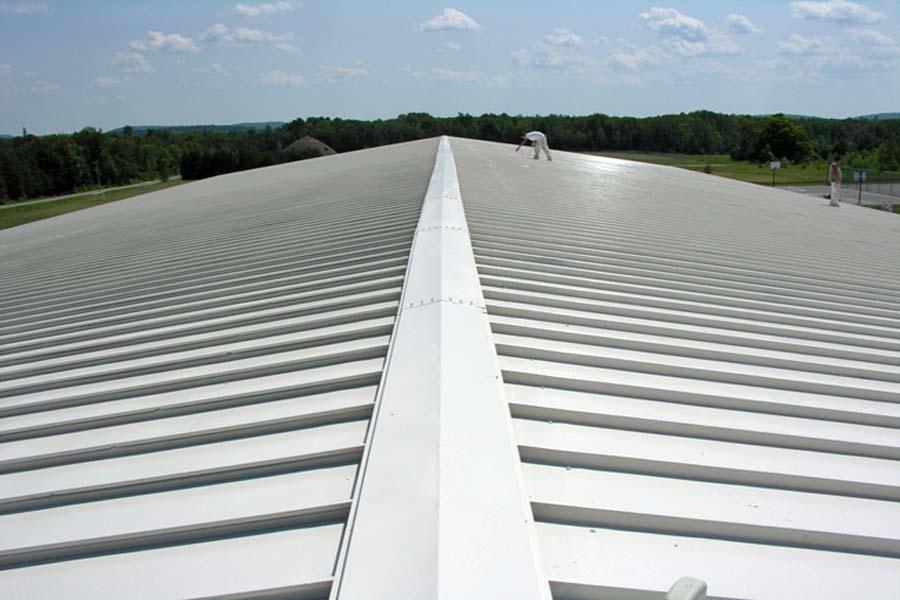 Commercial Metal Roof Work Pinson AL