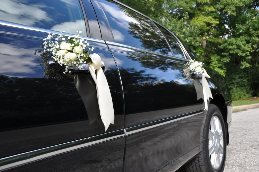 Wedding Limo Service Far North Dallas