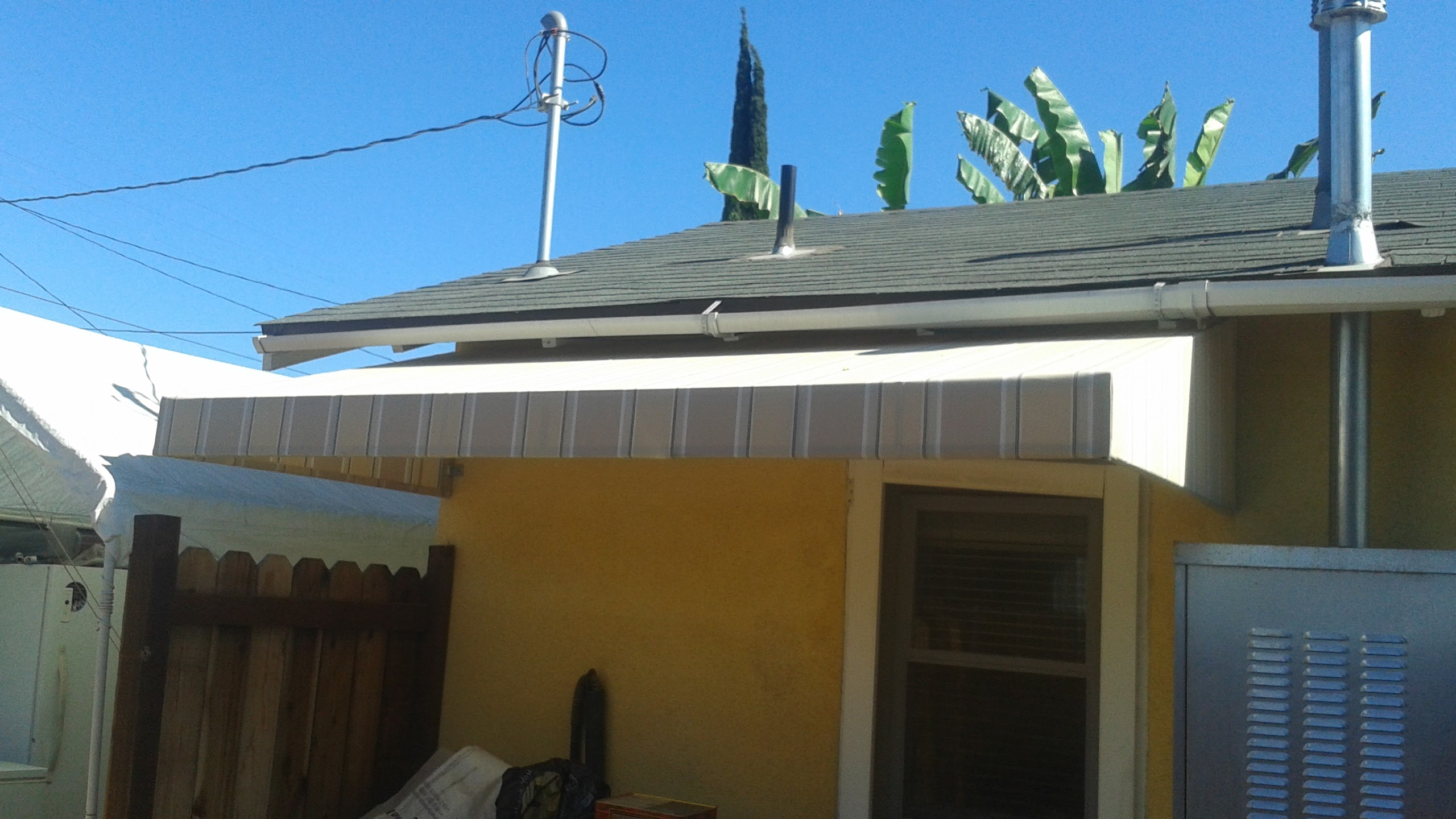 Retractable Patio Awnings