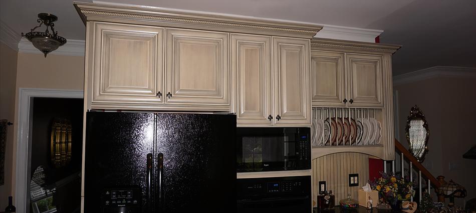 Cabinets Refinishing