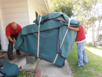 Piano Movers Fairfield CT