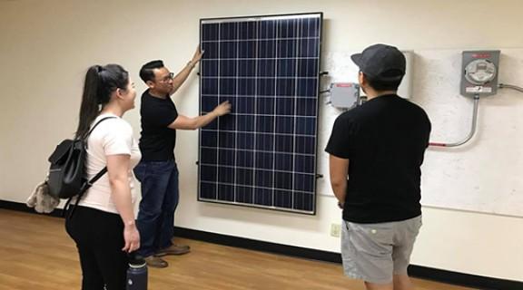 Residential Solar System For Sale Monterey Park CA