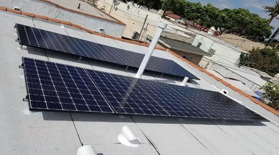Commercial Solar System Service Monterey Park CA