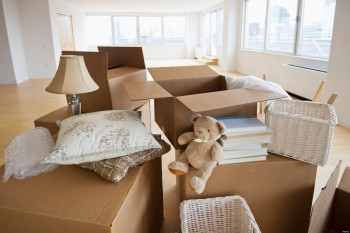 Residential Moving Utica MI