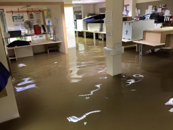Commercial Water Damage Decatur GA