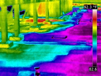 Water Damage Infrared Scanning Stone Mountain GA