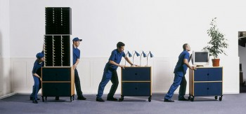 Commercial Moving North Hollywood CA