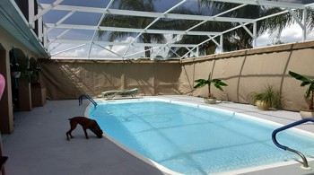 Outdoor Privacy Curtains Estimate Bradenton FL