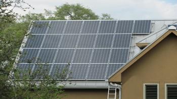 Solar Attic Fan Install Seguin TX