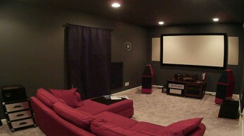 Install Home Theater Hendersonville TN