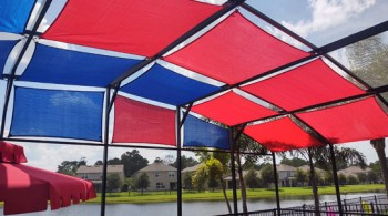 Pool Area Privacy Options Bradenton FL