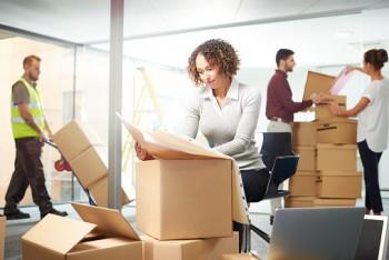 Commercial Movers in Alexandria VA