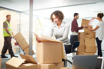 Commercial Movers in Calvert County MD