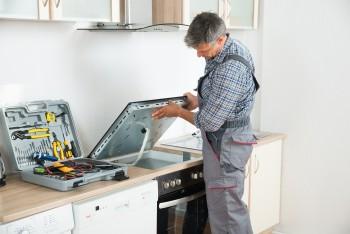 Gas Oven Repair