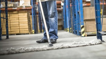 Warehouse Cleaning Beverly Hills CA