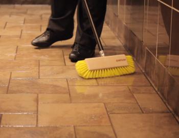 Floor Wiping Pasadena CA