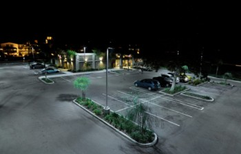 Parking Lot Lights West Hills CA