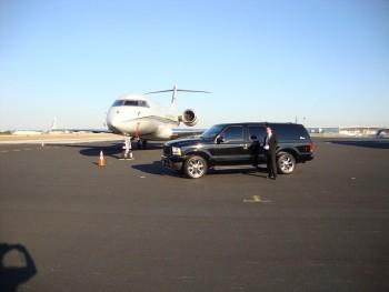 Prom Transportation Arlington VA