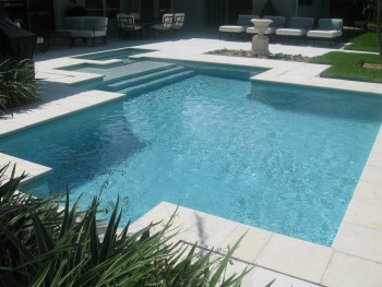 Custom Pool Builder Bridgeland TX