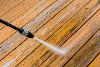Deck Power Washing Nutley NJ