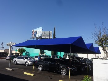 Commercial Patio Awning