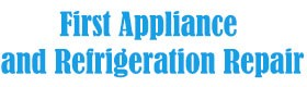 First Appliance & Refrigerator repair near meWoodstock GA
