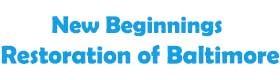 New Beginnings Restoration, coronavirus disinfection Baltimore MD