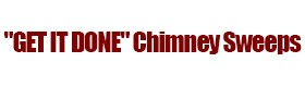 Get It Done, local chimney cleaners near Louisville CO