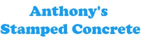 Anthony's Stamped Concrete, Slate Stamped Concrete Westchester County NY