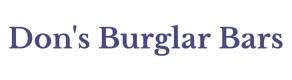 Don's Burglar Bars Security Window, Door Protection Service Austin TX
