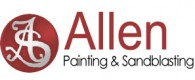 Allen, Commercial Sandblasting Contractors Houston TX