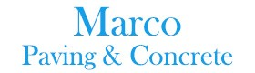Marco Paving, parking lot striping services Garland TX