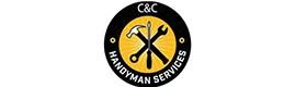 C&C Handyman Services, drywall, ceiling repairs Alexandria VA