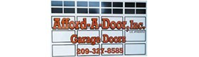 Afford-A-Door, Garage door repair, installation Stockton CA