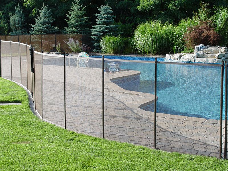 Pool Fence Installation Annapolis MD